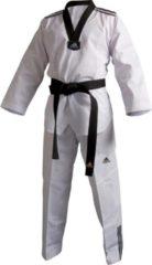 Adidas taekwondopak ADI-Club 3 Dobok unisex zwart/wit maat 130