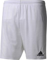 Witte Adidas Parma 16 Sportbroek performance - Maat XL - Mannen - wit