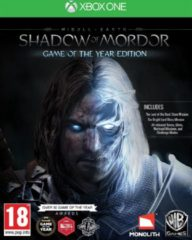 Warner Bros. Games Middle-Earth: Shadow Of Mordor - Game Of The Year Edition - Xbox One