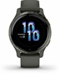 Garmin Venu 2s Health Smartwatch Donkergrijs