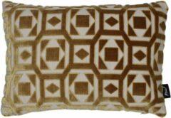 Rode Raaf sierkussens Raaf sierkussenhoes Saloua (50x35 cm)