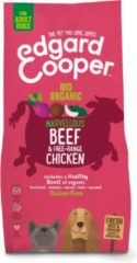 Edgard-Cooper Edgard&Cooper Bio Organic Beef Adult Rund&Kip&Rode Biet - Hondenvoer - 7 kg Biologisch