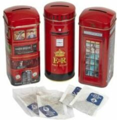 New English Teas Heritage Range Gift Pack Traditions of London 3x12 Teabags English Tea (HR28)