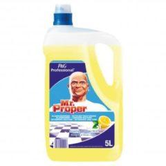 Mr Proper Professional Mr. Proper allesreiniger citroenfris - fles van 5 liter