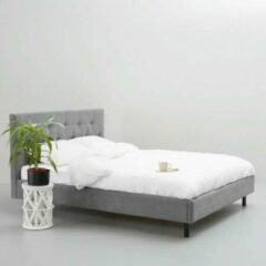 Grijze Whkmp's own bed Montreal (180x200 cm)