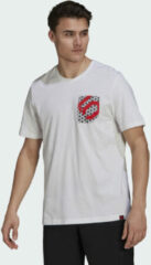 Witte Adidas Five Ten Brand of the Brave T-shirt