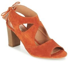Oranje Sandalen Betty London GARMER