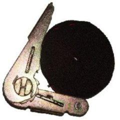 Zwarte Outdoor Sjorband 4 Meter In Pb.