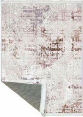 Nerge.be | Bamboe Vloerkleed Vintage, Woonkamer, Slaapkamer en Eetkamer Tapijt | Design Bamboe | Moderne Tapijten | 75x150 cm (Bambu 1027)