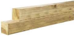 Woodvision Tuinhout paal | ME Vuren | 87 x 87 mm | Sc. 300 cm