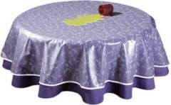 Grasekamp Tischdeckenschoner PVC Folie Ø 160cm
