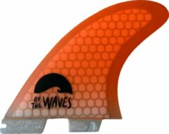 Oranje By the Waves FCS2 compatibel surf vinnen L