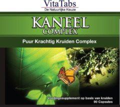 Vitalabs VitaTabs Kaneel Complex - 90 capsules - Voedingssupplementen