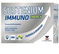 Sustenium Immuno Energy Integratore Alimentare 14 Bustine