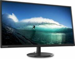 Lenovo D32q-20 80 cm (31.5'') 2560 x 1440 Pixels Wide Quad HD LCD Flat Zwart