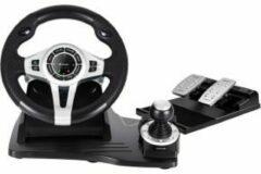 Tracer TRAJOY46524 game controller Zwart Stuurwiel + pedalen PlayStation 4, Playstation 3