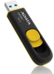 ADATA Technology Co ADATA DashDrive UV128 - USB-Flash-Laufwerk AUV128-64G-RBY