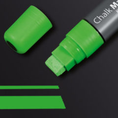 Krijtmarker Sigel 5-15mm afwasbaar groen SI-GL174