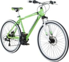 26 Zoll Galano Toxic Mountainbike Hardtail MTB Jugendmountainbike Jugendfahrrad Grün