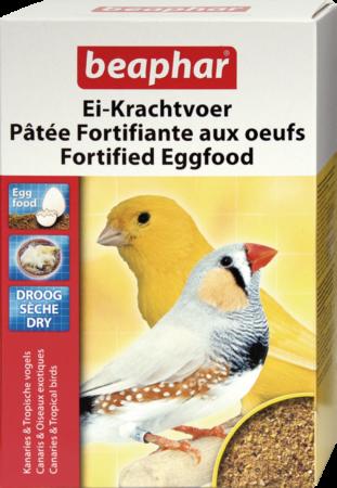 Afbeelding van Beaphar Ei-Krachtvoer Kanarie & Tropische Vogels 1 kg