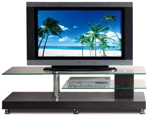 Afbeelding van Home Style Tv-meubel Fred 145 cm breed in wenge