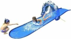 Jilong waterglijbaan Icebreaker 5 meter Blauw