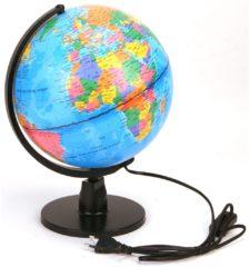 Basic Globe met LED Licht Nederlands 25 cm