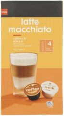 HEMA Koffiecups Latte Macchiato - 8 Stuks