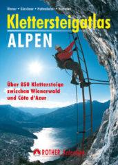 Klimgids - Klettersteiggids Klettersteigatlas Alpen | Rother