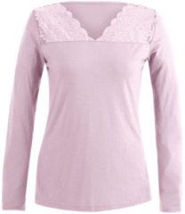 Gruenheld Linnen shirt met korte mouw, Caraïbisch-gemêleerd XL