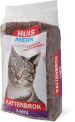 Kasper Faunafood Huismerk 3-Mix Kattenbrok - Kattenvoer - Mix 10 kg - Kattenvoer