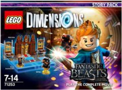Warner Bros. Games LEGO 71253 Dimensions - Story Pack - Fantastic Beasts (Multiplatform)