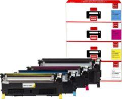 Pixeljet Samsung CLT-P4092C Toner Cartridge - Zwart, Geel, Cyaan en Magenta