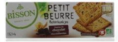 Bisson Biscuitjes Met Stukjes Chocolade Bio (150g)