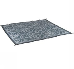 Grijze Bo-Leisure Bo-Camp buitenkleed - Carpet Xl - 3,5x2,7 Meter - Champagne
