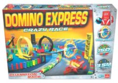 Goliath Domino Express Crazy Race 150 Stenen