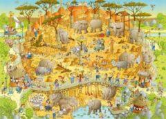 Heye African Habitat - Puzzel - 1000 stukjes