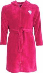 AnnaRebella Meisjes kamerjas- duster met rits Roze ANBRM2505A Maten: 164