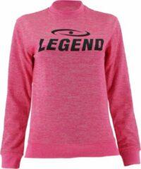 Roze Legend Sports Luxury Heren Sweater Maat XL