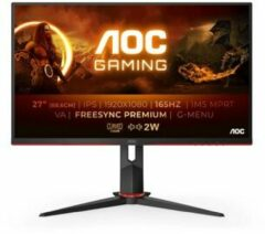 AOC C27G2AE - Full HD Curved VA Gaming Monitor - 27 inch (165hz)
