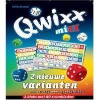 White Goblin Games Qwixx Mixx - Uitbreiding