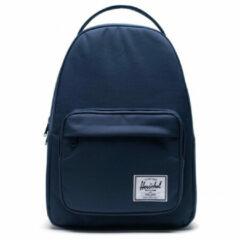Donkerblauwe Herschel Supply Miller rugzak met 13 inch laptopvak