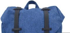 Little America 17 I Mid Volume Backpack Rucksack 38 cm Laptopfach Herschel eclipse crosshatch black rubber