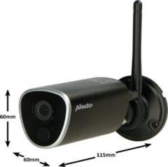 Alecto DVC216IP Outdoor camera | HD beeld- en geluidskwaliteit (1920x1080 px) | Infraroodverlichting / nachtzicht (bereik 12 meter)