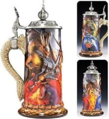Blizzard Charge of the Great Dragonflights Epic collection Limited edition Beer Stein