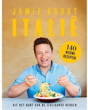 Afbeelding van Books by fonQ Jamie kookt Italie - Jamie Oliver