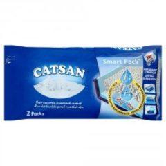 Catsan Hygiene Plus Kattenbakvulling Smartpack 2 x 4 liter
