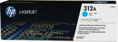 HP 312A - cyaan - origineel - LaserJet - tonercartridge (CF381A)
