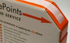 KAAN-GluePoints Lijm punten - 10 mm rond - verwijderbaar - 1000 punten
