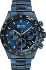 Hugo Boss HB1513758 Herenhorloge Chronograaf Hero staal 43 mm